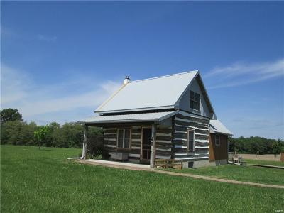 Marion County Farm For Sale: 2147 County Rd. 167