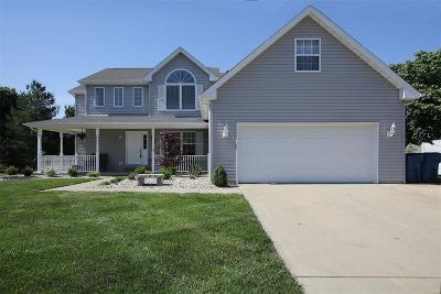 Belleville Single Family Home For Sale: 950 Blue Heron Court