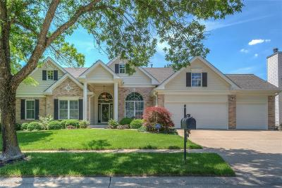 Single Family Home Option: 1281 Bluffview Ridge Drive