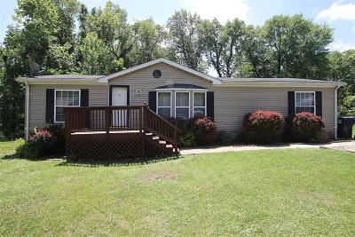 Fairview Heights Single Family Home For Sale: 9866 Old Lincoln