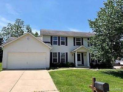 O'Fallon Rental For Rent: 1217 Old Stone Drive