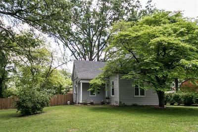 Belleville Single Family Home For Sale: 602 E. Monroe St.
