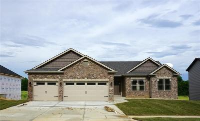 Maryville New Construction For Sale: 1820 Crimson Oak Drive