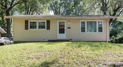 Single Family Home For Sale: 1100 Renshaw