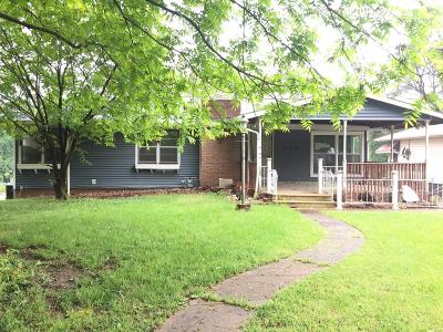 Caseyville Single Family Home For Sale: 663 Summit Avenue