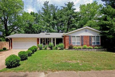 Chesterfield Single Family Home For Sale: 15441 Pickett Court