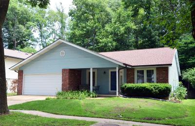 Manchester MO Single Family Home For Sale: $243,900