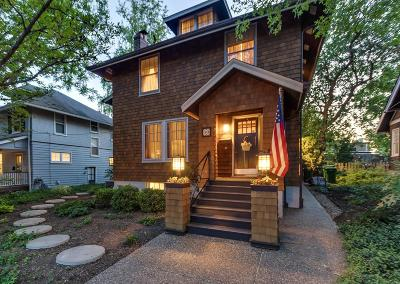 St Louis Single Family Home For Sale: 33 North Elm Avenue