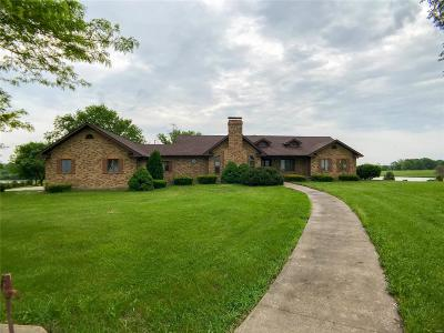 Adair County, Audrain County, Clark County, Knox County, Lewis County, Macon County, Marion County, Monroe County, Pike County, Ralls County, Scott County, Shelby County Farm For Sale: 33502 Hwy 154