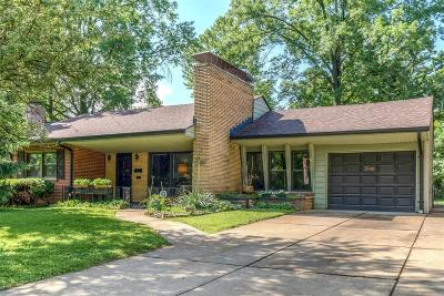 Webster Groves Single Family Home Option: 40 Villawood Lane