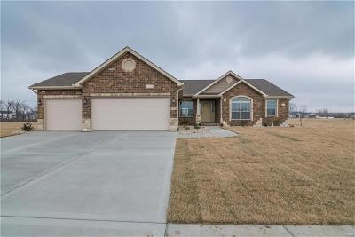 Shiloh Single Family Home For Sale: 3419 Navajo Trail