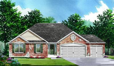 O'Fallon Single Family Home For Sale: Build Aurora@shady Creek