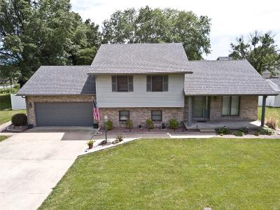 Troy Single Family Home For Sale: 415 Arrowhead