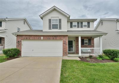 O'Fallon Single Family Home Option: 806 Wayland