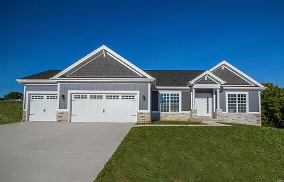 Franklin County Single Family Home For Sale: 2803 Tayson Way #Lot 5