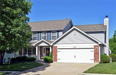 Chesterfield MO Single Family Home For Sale: $469,900