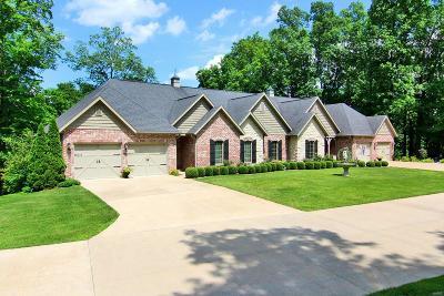 Cape Girardeau County Single Family Home For Sale: 159 Shaggy Bark Lane