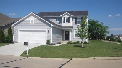 Lake St Louis Single Family Home For Sale: 2065 Preston Woods Parkway