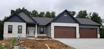 Wentzville Single Family Home For Sale: Lot 29 Albany