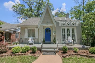 Single Family Home For Sale: 434 Dickens Avenue