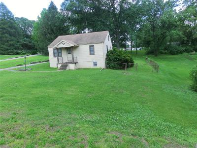 Single Family Home For Sale: 4750 Ambs Road