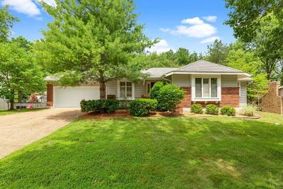 Chesterfield Single Family Home For Sale: 15671 Cedarmill