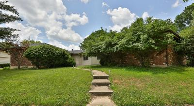 Chesterfield Single Family Home For Sale: 14323 Rainy Lake Drive
