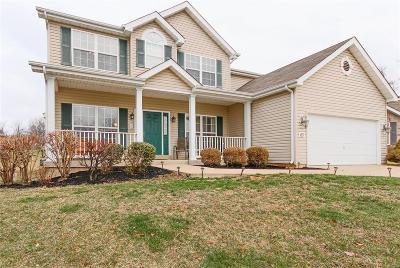 O'Fallon Single Family Home For Sale: 65 Snowberry Ridge