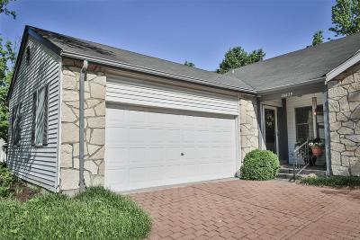 Chesterfield Condo/Townhouse Contingent No Kickout: 16439 Cobbleskille Drive