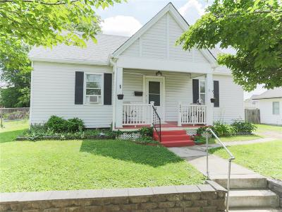 Single Family Home For Sale: 2844 Oakland Avenue