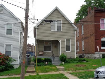 St Louis City County Single Family Home For Sale: 810 McLaran Avenue