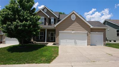 High Ridge Single Family Home For Sale: 2276 Appaloosa Trail