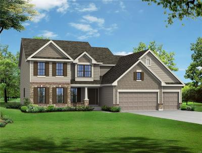 Manchester Single Family Home For Sale: Bend At Sulphur Spr-Barrington
