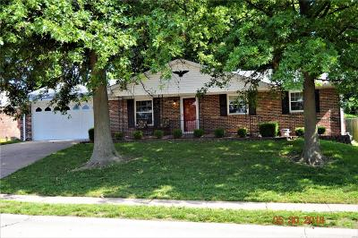 Bridgeton Single Family Home For Sale: 11455 Burgess Avenue