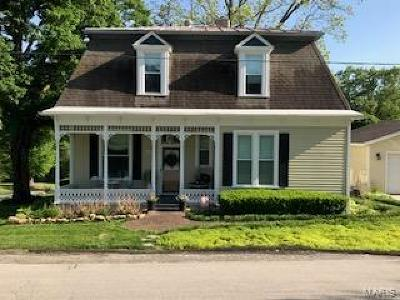 Augusta Single Family Home For Sale: 5548 Chestnut Street