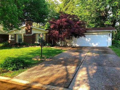 Single Family Home For Sale: 724 Foster Drive