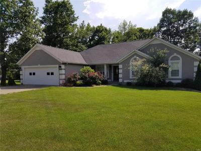 Cape Girardeau County Single Family Home For Sale: 362 Windwood Lake Drive