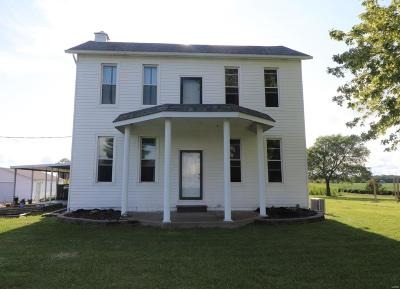 Highland Single Family Home For Sale: 3475 Giger Road