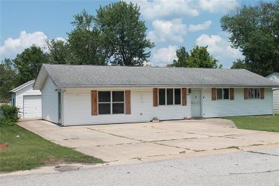 Eureka Single Family Home For Sale: 217 Heyden