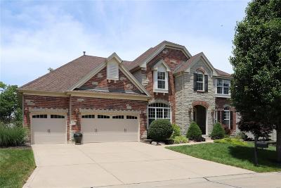 Wildwood Single Family Home For Sale: 535 Roaring Fork Drive