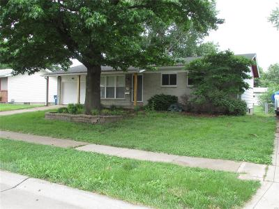 Hazelwood Single Family Home For Sale: 569 Haventree Drive