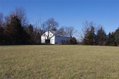 Warrenton Farm For Sale: Pinckney Street
