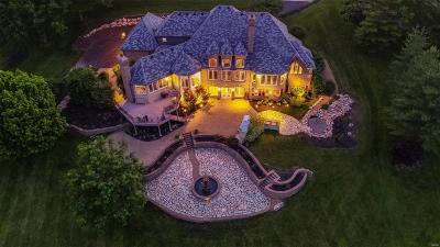 Single Family Home For Sale: 1266 Glen Eagle Lane