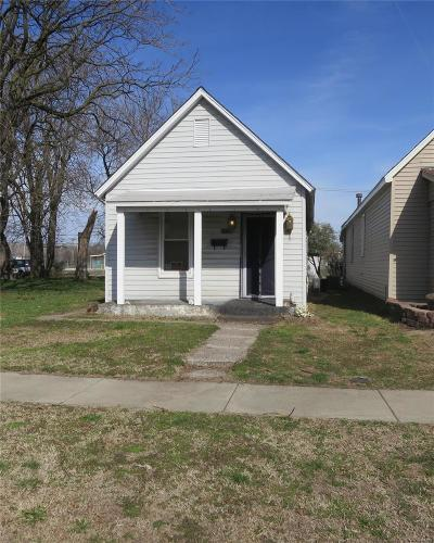 Madison County Single Family Home For Sale: 2120 Missouri Avenue