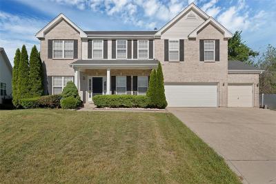 O'Fallon Single Family Home For Sale: 901 Midpoint