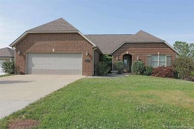 Cape Girardeau County Single Family Home For Sale: 600 Cloverdale Ranch
