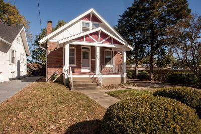 Maplewood Single Family Home For Sale: 7517 Ellis Avenue
