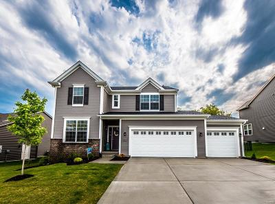 Wentzville Single Family Home For Sale: 214 Grayleaf Court