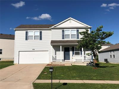 Wentzville Single Family Home For Sale: 319 Essex Park Drive
