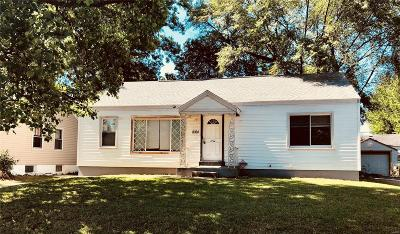 Single Family Home For Sale: 8024 Airport